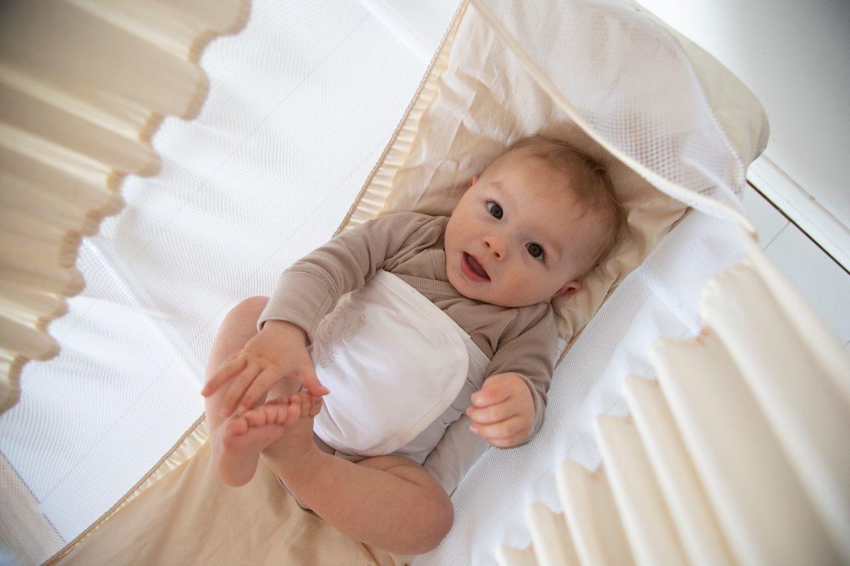 Safe T Sleep Sleepwrap 174 Mini Amby Baby Hammock Size